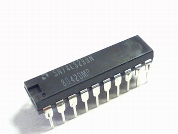 74LS299 8-bit Universal Shift/Storage Register