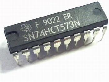 74HCT573 Octal D-type F/F Latch Tri-State