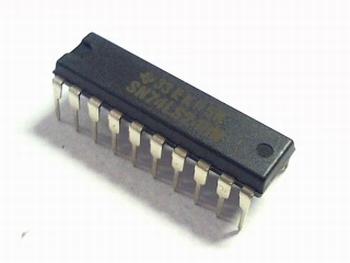 74LS240 Octal Inverter Line Driver Tri-State