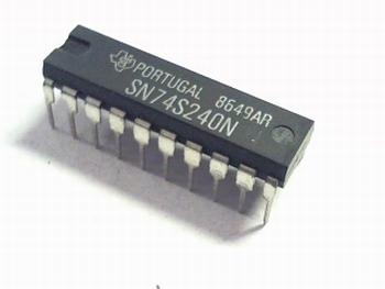 74S240 Octal Inverter Line Driver Tri-State