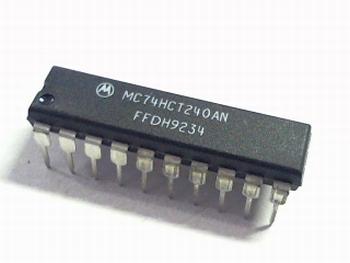 74HCT240 Octal Inverter Line Driver Tri-State