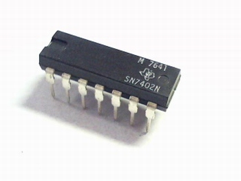 7402 Quad 2-Input NOR Gate
