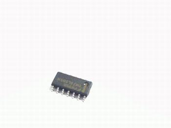 74LS05 Hex Inverter O.C. SMD