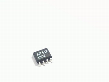 LT1302CS8 Adjustable Hi Output Current DC/DC-converter