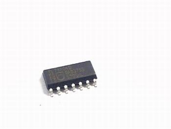 74F04D HEX Inverter SMD