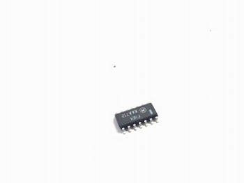74F164 8-bit Serial-In Parallel-Out Shift Register SMD