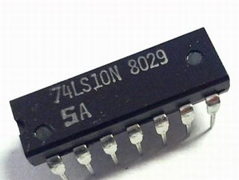 74LS10 Triple 3-input NAND Gate