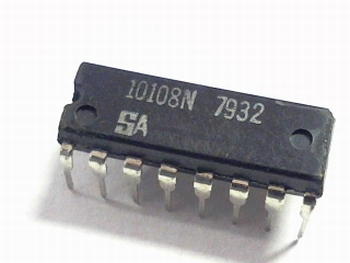 10108N Dual 4-input AND/NAND gate
