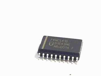 74HC541D Octal buffer/line driver 3-state non-inverting SMD