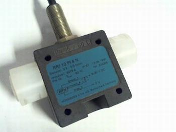 Doorstroommeter Hornsberg RRI-10-PI-4-N