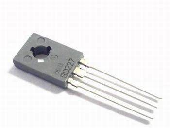 BD227 transistor