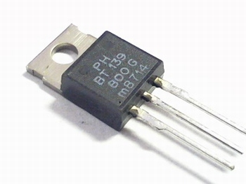 BT139-800 Triac