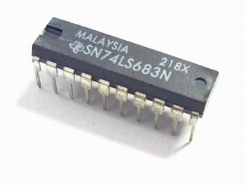 74LS683  8 Bit Magnitude Comparator