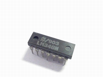 LM348 Quad OpAmp