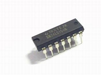 74LS164 8-Bit Serial-In/Parallel-Out Shift Register