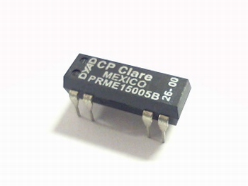 Relay CP CLARE PRME15005B 5 volt non latching