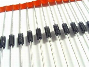 SB120 Schottky diode 20V 1A