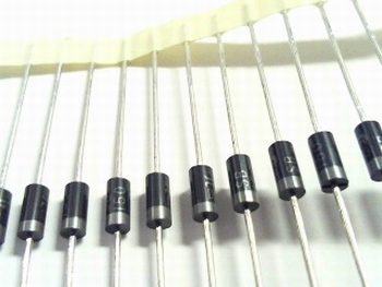 SB260 Schottky diode 60V 2A