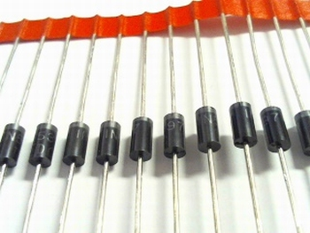 10 pieces of 1N5818 diode