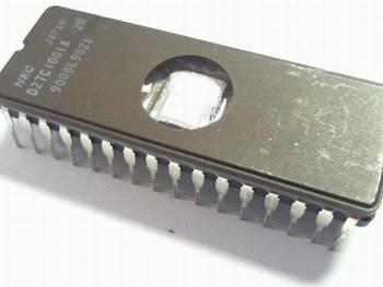 27C1001-20 UV EPROM