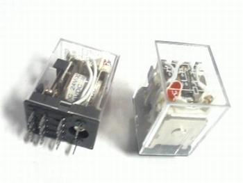 Relay Omron MY4 - 24VDC 4PDT