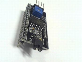 IIC/I2C interface module.
