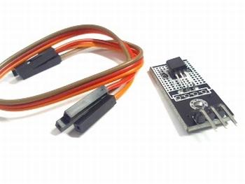 LM35D Temperature module