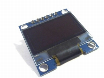 OLED display 0,96 inch 6 pins