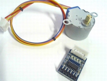 4 phase Stepper motor 5 volt with ULN2003 motordriver