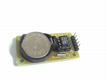 DS1302 RTC real time clock module with backup battery