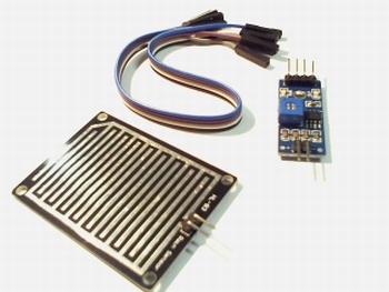Regen sensor module