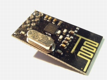 NRF24L01 2,4 Ghz wireless module