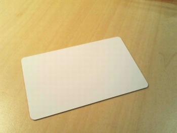 RFID card 13,56 Mhz