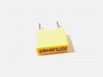 Capacitor 27nF 63 Volts