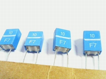 Inductor 10 uh Neosid