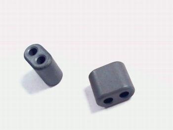 Ferrietkraal 2 gaats 6mm x 7mm x 4mm