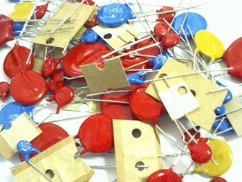 Assortimentspakket Varistors 60 stuks 12 soorten