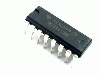 SN754410NE MOSFET 2A- 36Volt