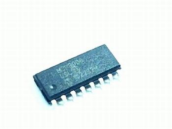 MCP3008-I/SL A/D converter SMD