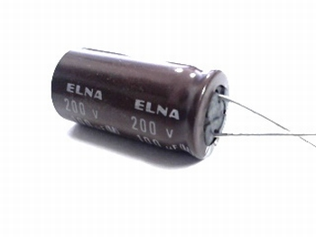10 x electrolytic capacitors 100 uf - 200 volts