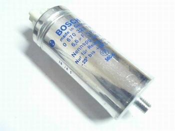Startcapacitor 6,6 uf Bosch