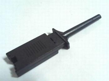 Test probe black