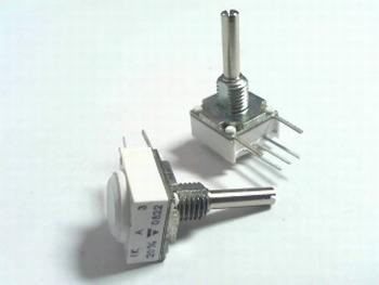 Potentiometer mono Vishay 1K llineair