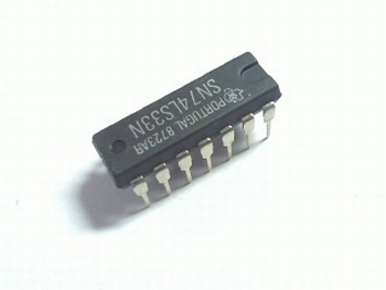 74LS33 QUAD 2-INPUT NOR BUFFER