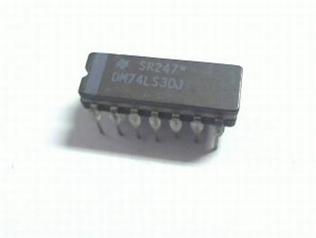 74LS30 8-input NAND Gate