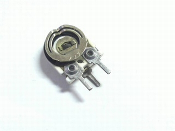 Instelpotentiometer PT10 sideadjust 2K2 Ohm
