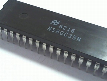NS80C35N CMOS 8-bit Single-chip Microcomputer