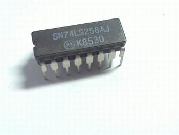 74LS258 Quad 2-input Multi- Plex 3-State