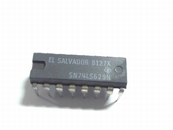 74LS629 VOLTAGE-CONTROLLED OSCILLATOR DIP16