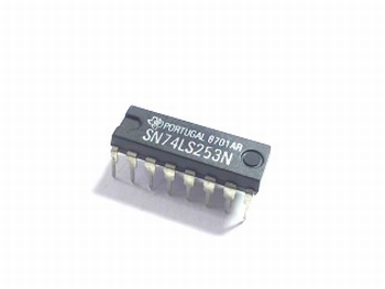 74LS253 Dual 4 to 1 Multiplexer Tri-State